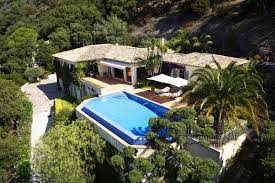 luxury property in rayol canadel with panoramic sea view house