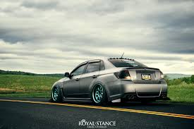 subaru evo evo lol royal stance