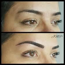 tatouage sourcils poil par poil maquillage permanent dermopigmentation marseille