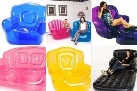 Blow Up Armchair Chairs Foter