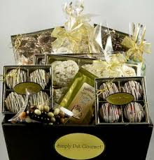 gourmet chocolate gift baskets executive gift baskets simply put gourmet gift basket