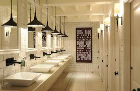 restaurant bathrooms best restaurant bathroom design glamorous