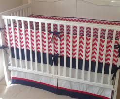 Navy Blue And White Crib Bedding by Crib Bedding Red White And Blue Creative Ideas Of Baby Cribs