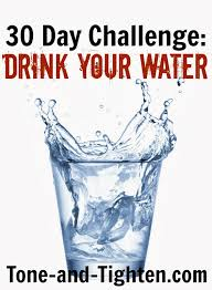 Water Challenge How To Do The Health Benefits Of Water Printable Calendars