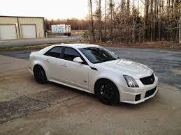 white cadillac cts black rims 2007 cadillac cts jpamaro auto sales