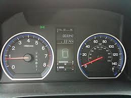 honda crv 2009 warning lights on dashboard kicker studio display information that helps users make decisions