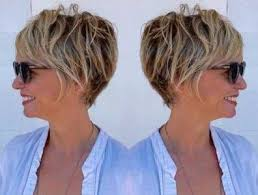 regular hairstyles for women short haircut for older women ash blonde blonde hair color