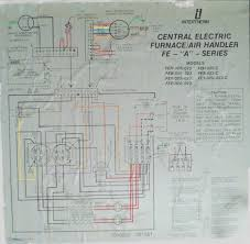 intertherm electric furnace wiring diagram u0026 coleman mobile modulr