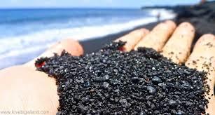 black sand beach big island top 3 best big island beaches in 3 colors hawaii