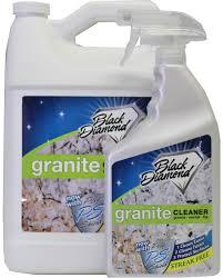 Black Diamond Wood And Laminate Floor Cleaner Granite Counter Cleaner Rtu 1 Quart 1 Gallon Bdstoneworks