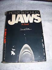 Peter Benchely - jaws by peter benchley 1974 hardcover ebay