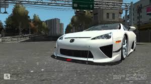 future lexus supercar gta iv lexus lfa youtube