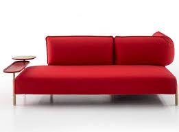Bright Red Sofa Flexible Modern Modular Sofa By Patricia Urquiola Interiorzine