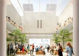 paris apple store lease approved for apple store at carnegie library in washington