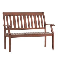 Outside Benches Home Depot by Gray Outdoor Benches Patio Chairs The Home Depot