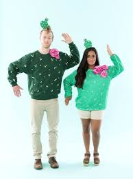 couples costume how to make a cactus couples costume snapguide
