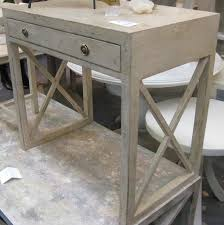 Rustic Wood Desk Furniture Appealing Interior Home Design With Tritter Feefer And