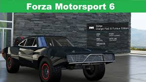 1968 dodge charger price forza motorsport 6 1968 dodge charger fast furious edition