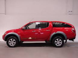 used 2007 mitsubishi l200 raging bull 4wd lwb shr d c for sale in