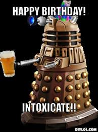 Doctor Who Birthday Meme - doctor who humour google search docter who pinterest dalek