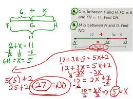 showme lesson 1 5 segment addition postulate