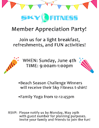 here u0027s what u0027s going on in june at sky fitness sky fitness chicago