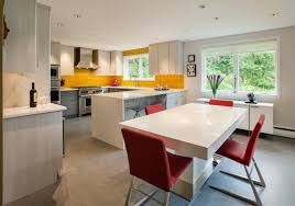 modern media kitchen kitchen design by wpl interior design