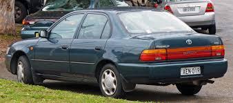 Toyota Corolla 1994 Modified 1996 Toyota Corolla Partsopen