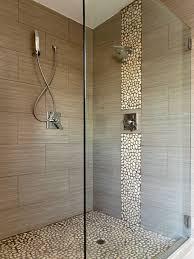 tile floor bathroom ideas 25 all favorite pebble tile bathroom ideas houzz