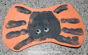 Bat Halloween Craft by Handprint Kid Crafts For Halloween Coffee Cups And Crayons