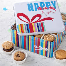 mrs fields gift baskets mrs fields cookies shari s berries