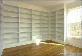 builtin bookcases wall units interesting built in bookshelves and