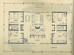 1950s modern home design antique mid century modern home plans under sf affordablemid