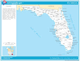 Florida Map Of Cities And Counties Florida State Maps Interactive Florida State Road Maps State