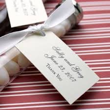 customized wedding favors printed wedding favor tags 20 pcs rectangle hang tags and
