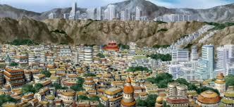 Naruto World Map by Konohagakure Narutopedia Fandom Powered By Wikia