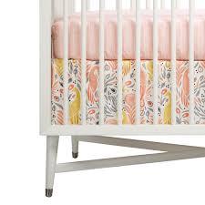 Dwell Crib Bedding Traditional Nursery Themes Look Fresh With Dwell Studio Crib