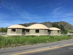 Utah House Plans Shell Complete For Arcadia Monolithic Dome Home Monolithic Dome