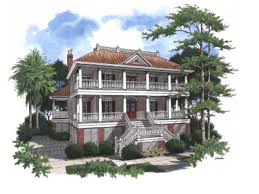 two story house plans with wrap around porch pennington bend lowcountry home plan 024s 0018 house plans and more