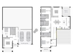 split level house plan bayview floorplans mcdonald jones homes
