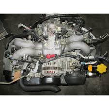 subaru wrx engine block subaru legacy forester impreza ej254d 2 5 l dohc engine ej25d