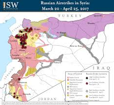 Map Of Russia And Syria by Isw Blog Russia U0027s Unrelenting Attacks On Syrian Civilians