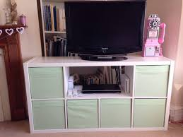 furniture home ikea bookshelf hack bench 25 cubby wave mid
