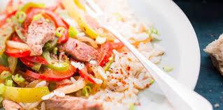 recette cuisine mexicaine riz à la mexicaine facile et pas cher recette sur cuisine actuelle