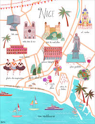 Map Of Spain And France by Best 25 Map Of Nice France Ideas On Pinterest Nice France Map