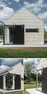 this holiday house was designed around idea creating a