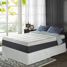 Bed Frame Set Therapy 13 5 Adaptive Memory Foam King Mattress And