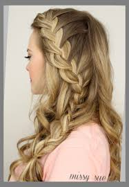 french braid hairstyles to diy proper hair for weddings