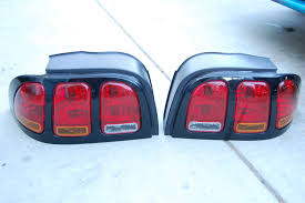 96 98 mustang tail lights 96 98 export tail lights svtperformance com