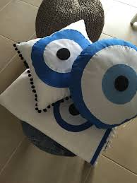 livingroom evil eye pillows this is what i love to do
